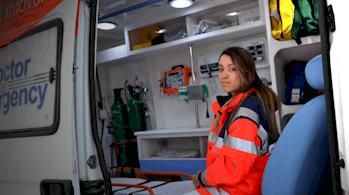 Ambulância com remoção 24h de pacientes
