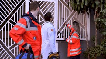 Ambulância 24h com atendimento domiciliar