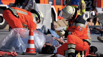 Ambulância 24h com Brigada de Incêndio em SP